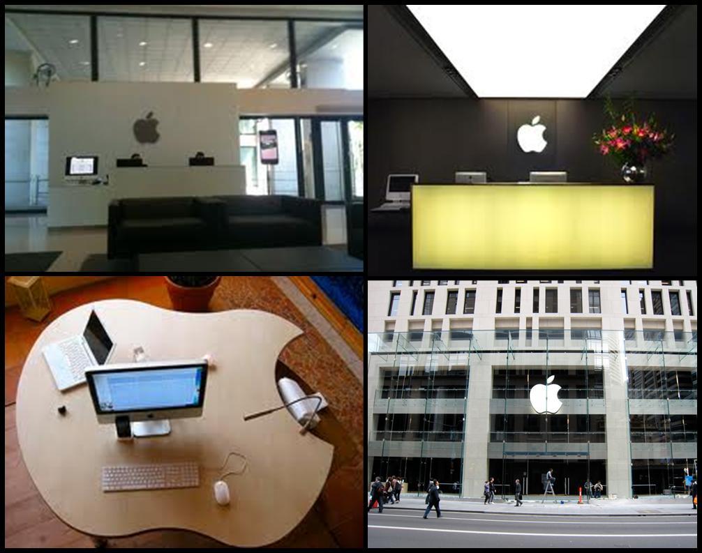 Oficinas con dise o blog for Oficinas apple